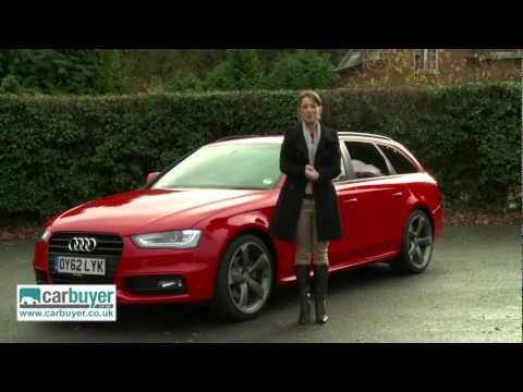 Audi A4 Avant estate review – CarBuyer