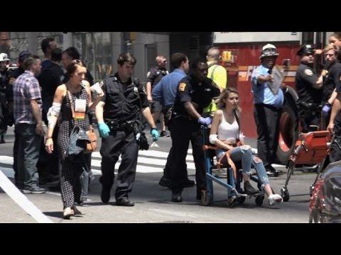 Morte na Times Square