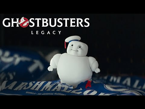 Preview Trailer Ghostbusters: Legacy, clip del film: Mini Pufts, sequel dei film originali