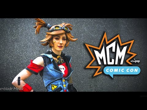 MCM London COMIC CON May 2019 Cosplay Music Video