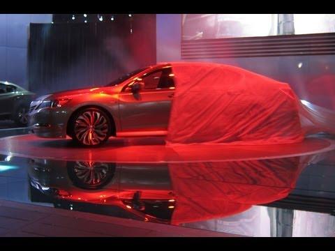 Acura  Acura RLX Concept - 2012 New York Auto Show