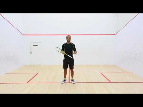 Squash tips: Adrian Grant - Movement to the ball
