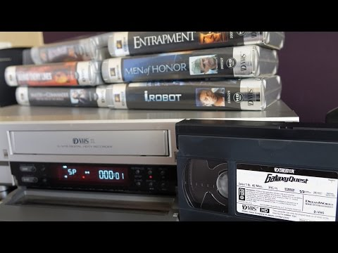 When HD Movies came on VHS