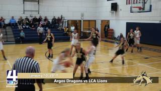Argos Girls Basketball vs. LCA Lions