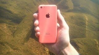 Video Il trouve un iPhone dans une rivière... ಠ_ಠ MP3, 3GP, MP4, WEBM, AVI, FLV Oktober 2017