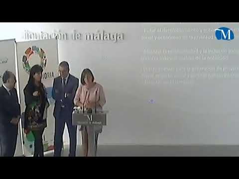 La Diputación de Málaga junto a La Caixa, presentan los proyectos de innovación social