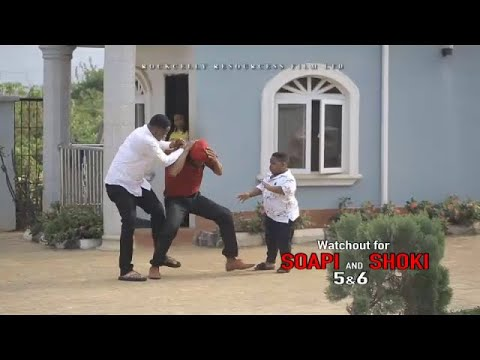 SOAPI AND SHOCKI  (season 5)  NEW MOVIE ALERT !- ZUBBY MICHEAL  Latest 2020 Nollywood Movie || HD