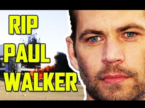 justturnonthecamera - Paul Walker Fast and the Furious Actor Dies in Porsche Accident at Age 40. Actor Paul Walker Dies at Age 40 Due to Car Accident. Paul Walker Dead at 40 In Fi...