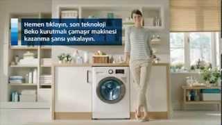 Beko Kurutmalı Çamaşır Makinesi Reklamı - #adınısenkoy