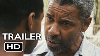 Nonton Fences Official Trailer  1  2016  Denzel Washington  Viola Davis Drama Movie Hd Film Subtitle Indonesia Streaming Movie Download