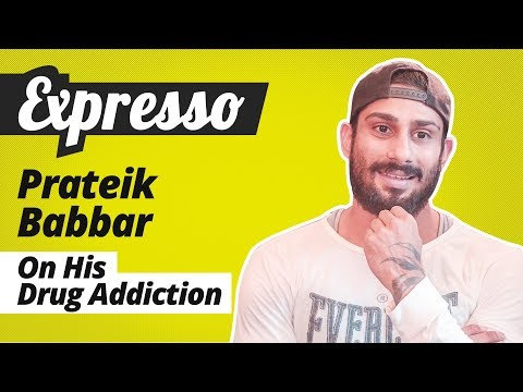 Baaghi 2 Actor Prateik Babbar On Experimenting With Drugs At A Very Early Age