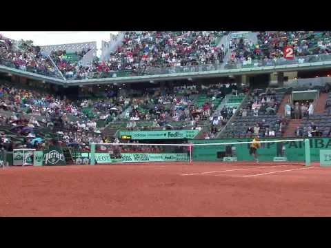 Lleyton Hewitt vs Rafael Nadal, Roland Garros 2010