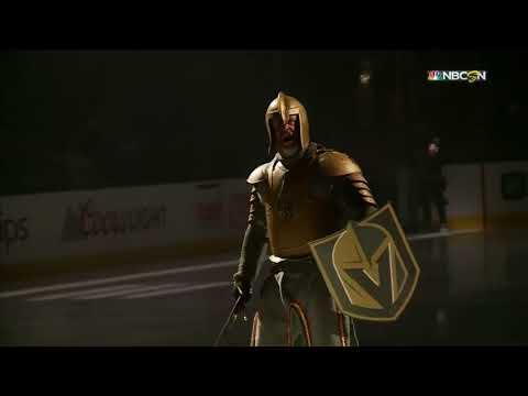 Vegas Golden Knights | WCF opening ceremony #NHLPlayoffs