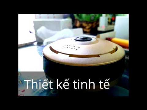 Camera ip wifi 360 độ chất lượng cao, Camera ip360-T Showmo