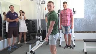 У Волочиському районі побільшало місць для занять спортом