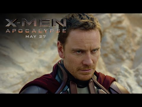 X-Men: Apocalypse (TV Spot 'The World's First Mutant')