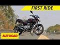 2017 Bajaj Pulsar Range - First Ride   Autocar India