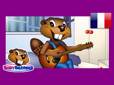 """Playing Instruments"" (French Lesson 17) CLIP – Learn the French Words for Guitar, Piano, Violin"