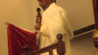 Sibket At Qidisti Mariam (St.Mary) Eritrean Orthodox Tewahdo Church Columbus, Ohio