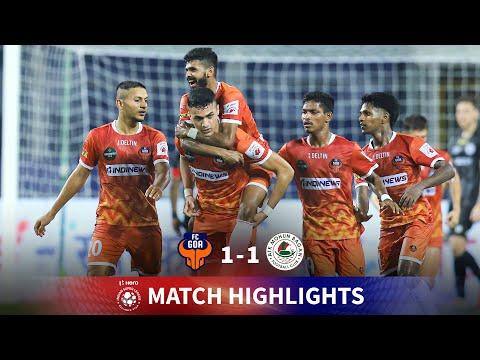 Highlights - FC Goa 1-1 ATK Mohun Bagan - Match 62   Hero ISL 2020-21