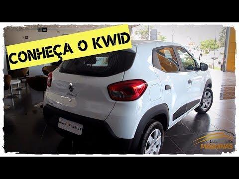 Kwid: conheça o lançamento da Renault chamado de SUV dos compactos