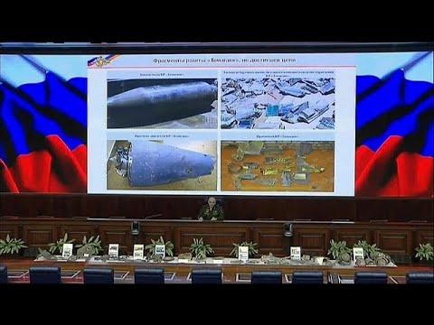 العرب اليوم - روسيا تدرس صواريخ أميركية لم تنفجر