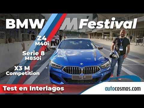 BMW Serie 8 en Interlagos