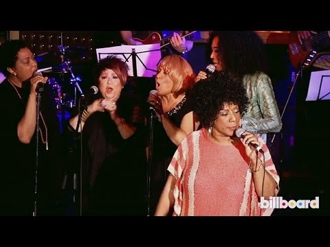 The Cast of 'Twenty Feet From Stardom' Belt Out 'Gimme Shelter'