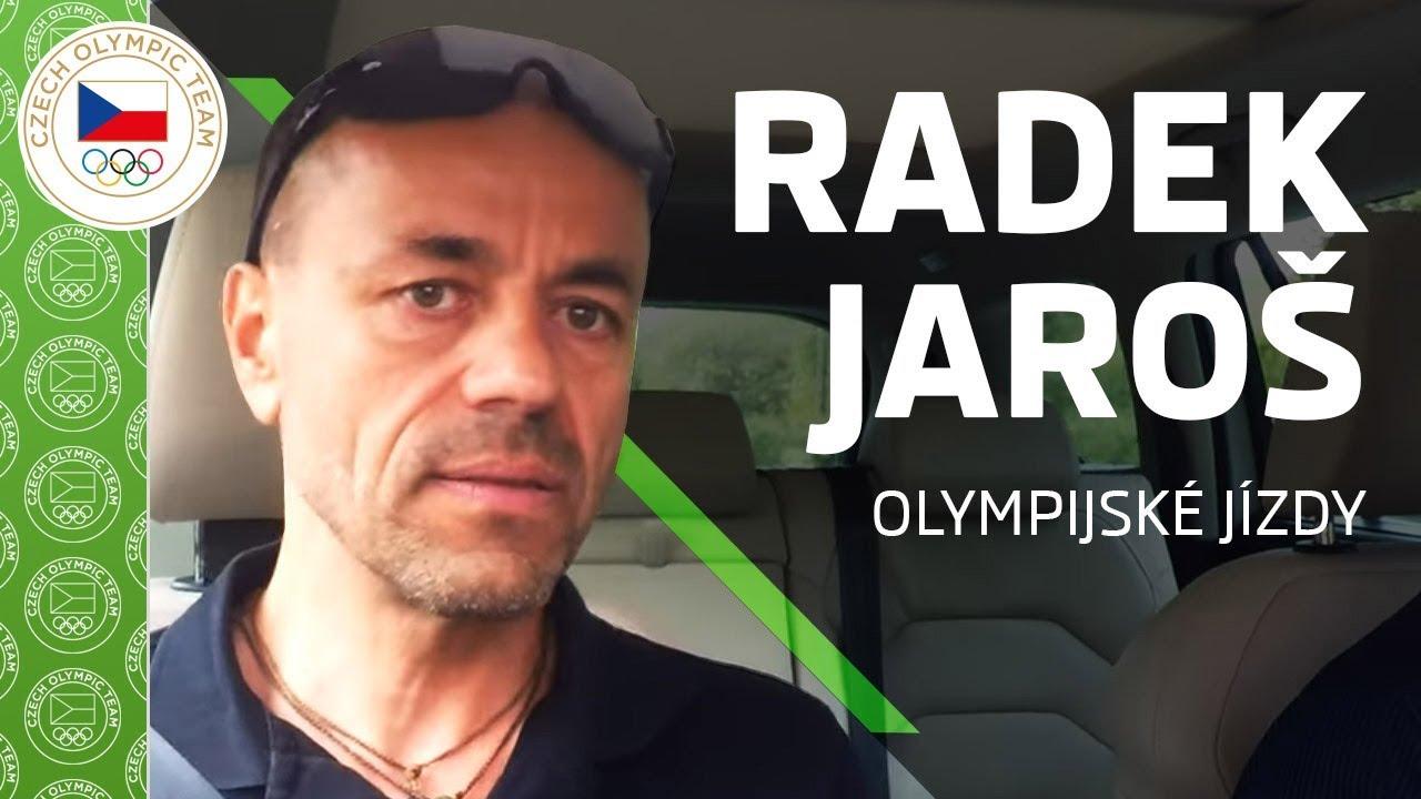 ŠKODA olympijské jízdy s Radkem Jarošem