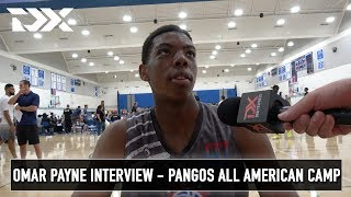 Omar Payne Interview - Pangos All American Camp