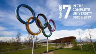 An Introduction to Loughborough University London 2016