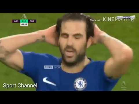 Arsenal vs Chelsea (2-2) All Goals & Highlights 03-01-2018 FULL HD