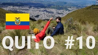 First stop on our way though Ecuador was Quito. We quickly felt in love with Ecuador after few hours in this huge city. We are ...