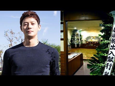 Heart..breaking - Ahn Jae Hyun's best friend - Cha In Ha's sudden passing away