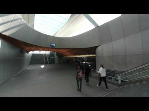 Video/animation - Arnhem Central Station