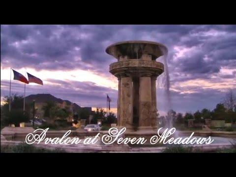 Houston real estate videos-Estates of Avalon at Seven Meadows, Katy, TX 77494