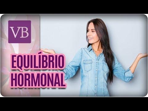 Confraria Saudável: Equilíbrio Hormonal Feminino - Você Bonita (23/11/17)