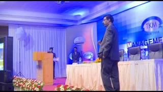 TIM Management Summit 2013: Session by Mr.Mohana Krishna H.