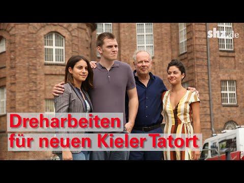 Dreharbeiten für Kieler Tatort: »Borowski und der Flu ...