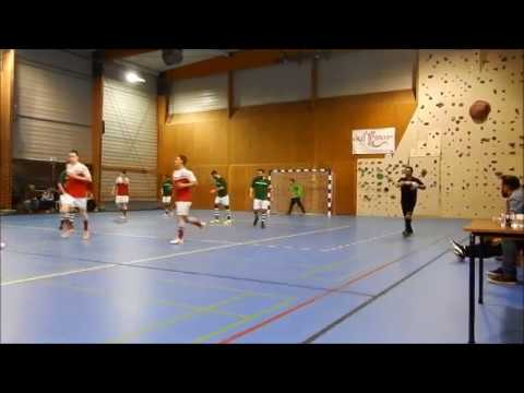 Futsal Petange 7 - 12 MFC Avioth (12/01/2017) - Résumé