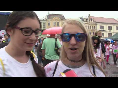 TVS: Kroměříž - Vybarvený běh