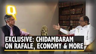 Video From Rafale to Economy, Modi Govt is Clueless: P Chidambaram | The Quint MP3, 3GP, MP4, WEBM, AVI, FLV Oktober 2018