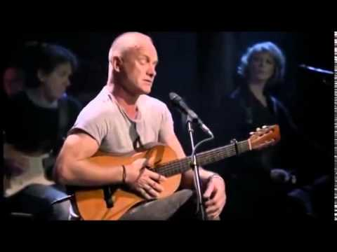 Coming Home's Not Easy (Song) by Sting