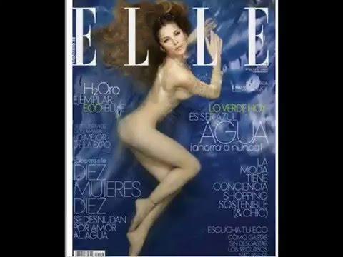 Elsa Pataky desnuda - Interviú topless