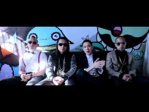 Far East Movement talks Best Celebrity Jello, Dirty Bass, & Touring w/ LMFAO