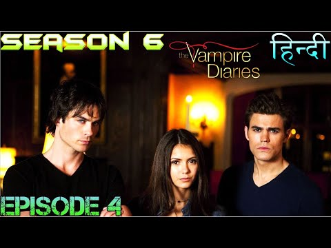 The Vampire Diaries Season 6 Episode 4 Explained Hindi  वैम्पायर डायरीज ELENA & STEFAN SPEND TIME
