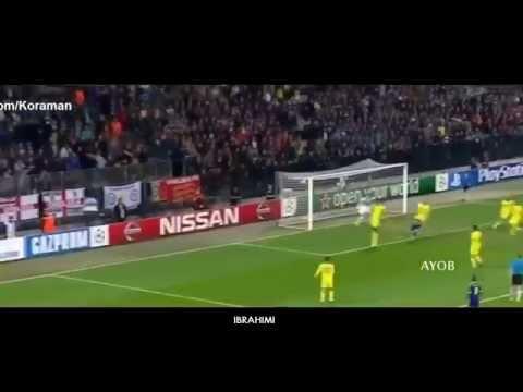 i 15 goal più  belli della champions league 2014-2015