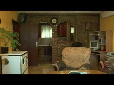 Kuhinja od cigle i crepa