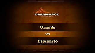 espumito vs Orange, game 1
