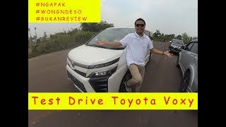 Video Test Drive Toyota Voxy. MP3, 3GP, MP4, WEBM, AVI, FLV Desember 2017